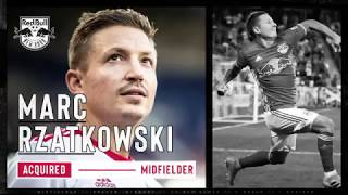 Back for MoRe: RBNY Re-acquire Marc Rzatkowski