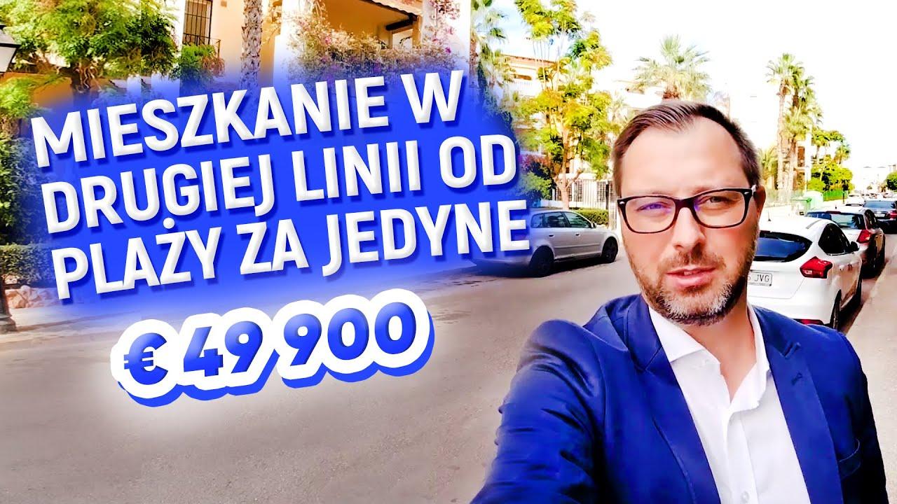 APARTAMENT W DRUGIEJ LINII OD MORZA ZA JEDYNE €49900!!!