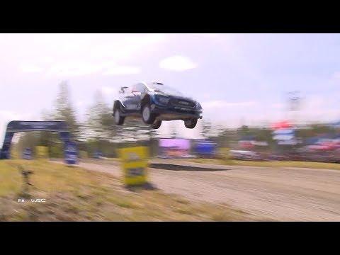 WRC - Neste Rally Finland 2019 / M-Sport Ford WRT: SUNDAY Highlights