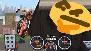 Stuck - Hill Climb Racing 2