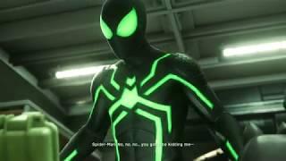 SPIDER-MAN PS4 - Black Cat Betrays Spider-Man (The Heist DLC)