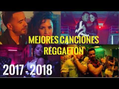 reggaeton 2017 y 2018 DJ DANIEL