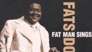 it keeps rainin' Fats Domino