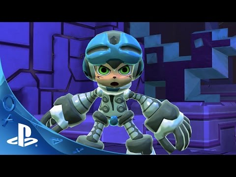 Видео № 0 из игры Mighty No. 9 (Б/У) [PS4] (англ. версия)