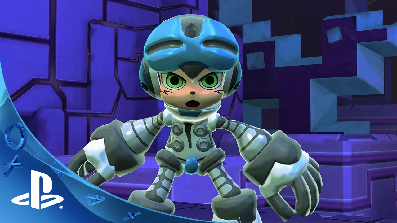 Mighty No. 9: New Gameplay Trailer, 2-Player Modes Detailed