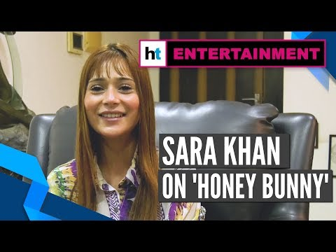Sara Khan on her new music video & why she sings in Punjabi & not Hindi