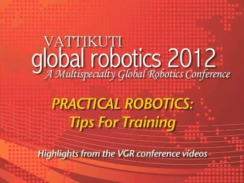 Practical Robotics Tips for Training
