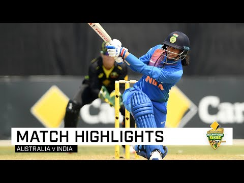 India leave Australia stunned with run chase perfection