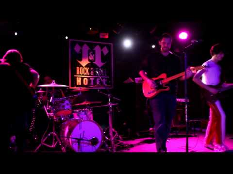 westmain - You Lie LIVE @ Rock & Roll Hotel