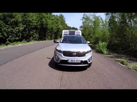 The Practical Caravan Kia Sorento review