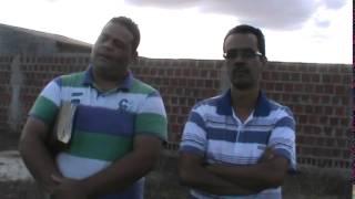 preview picture of video 'culto no terreno da congregação da 1ª igreja batista de são domingos'