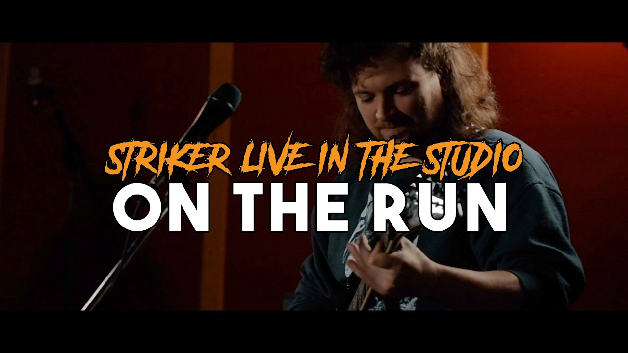 STRIKER - On the run (live)
