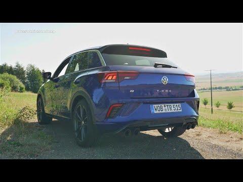 2020 VW T-ROC R - pure sound💥