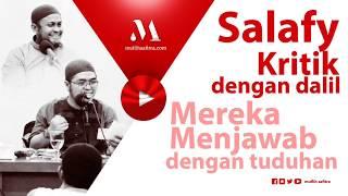 preview picture of video '1440H-15 | Salafy Kritik Dengan Dalil, Mereka Menjawab Dengan Tuduhan | Ustadz Muflih Safitra'