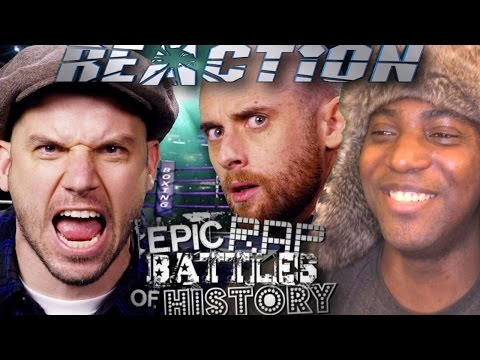 Nice Peter vs EpicLLOYD ERB Season Finale. REACTION!