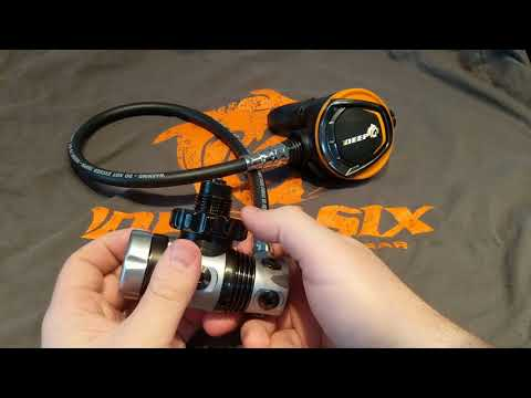 "Deep Six Regulator ""review"" and Thoughts [Move over ScubaPro!]"