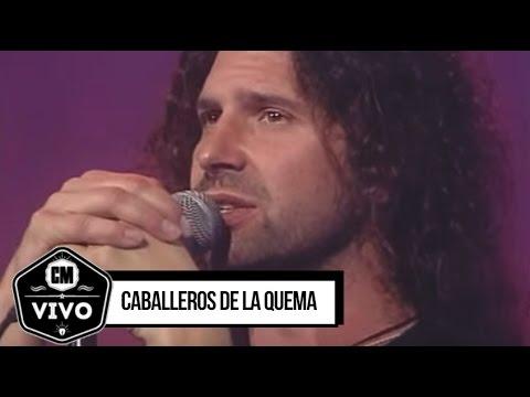 Los Caballeros de la Quema video CM Vivo 2000 - Show Completo