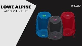 Lowe Alpine AirZone Z Duo 30 / sycamore/artichoke (FTE-39-SY-30) - відео 1