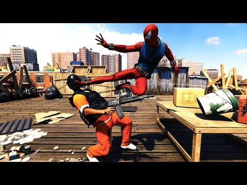 Spider-Man PS4: The Scarlet Spider – Epic Combat Moments Gameplay – Vol.15