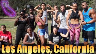 Train with Tpindell - Los Angeles, California
