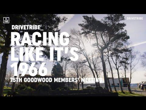Racing like it's 1966 | 75th Goodwood Members' Meeting