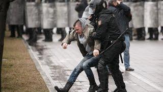 В Минске прошли суды над задержанными на День Воли