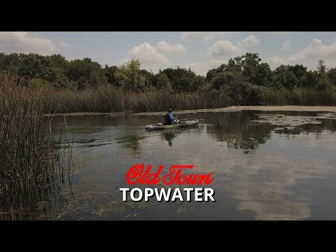 The New TOPWATER 106 and 120 from Old Town: On the Water Review