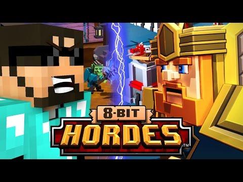 KHALEESI'S DRAGONS!! | 8-bit Hordes