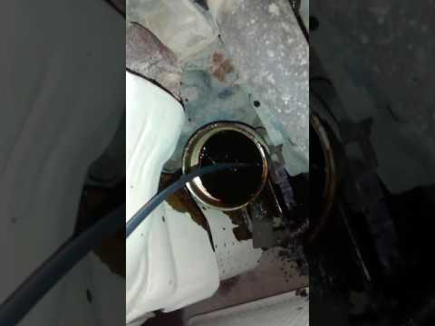 Funcionamiento Extractor Electrico de Aceite Motor y cualquier Fluido
