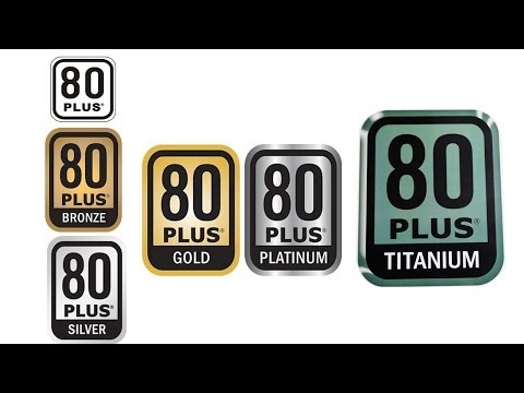 #543 - Q&A: 80 Plus Power Supply Efficiency Certifications ...