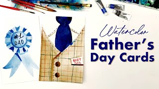 Father's Day Card Ideas (Easy and Cool)