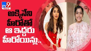 Pooja Hegde, Rashmika Mandanna sharing screen space in Chaitu's film.? - TV9