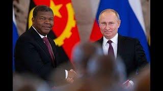 Putin hosts major Africa summit - VIDEO