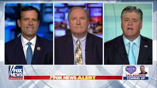 Hannity: Ratcliffe discusses Bruce Ohr's deposition