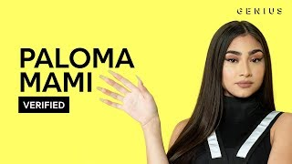 "Paloma Mami ""Not Steady"" Official Lyrics & Meaning 