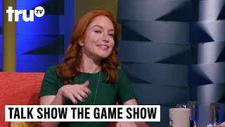 "Talk Show the Game Show - Maria Thayer's Debut on ""Will and Grace"" 
