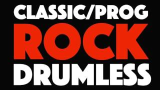 Classic/Prog Rock Drumless Backing Track