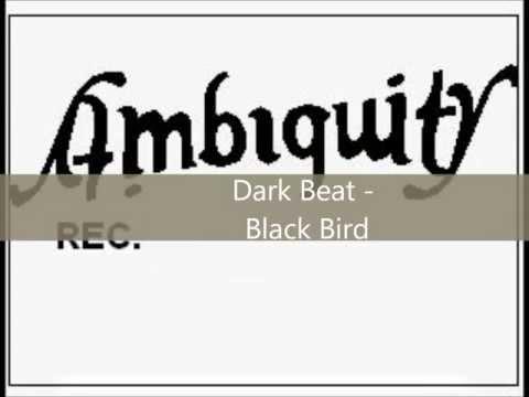 Dark Beat - Picolos industrial black bird - electronica drum