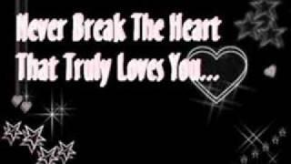 Amanda Perez-  I Still Love You.