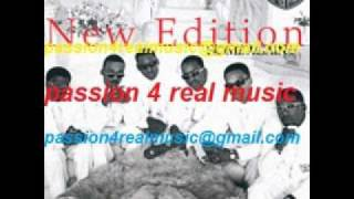 New Edition - How Do You Like Your Love Served