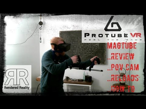 THE BEST VR ACCESSORY!? | Carbon Fire 'Protube/Magtube