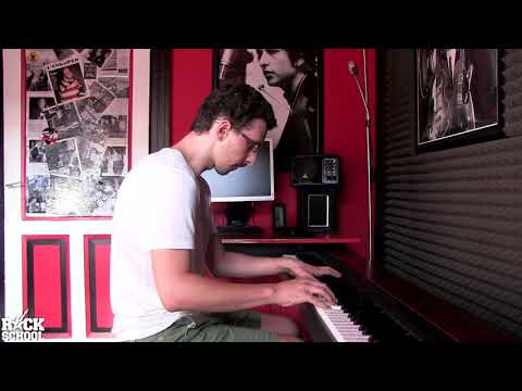 Chilly Gonzales - The Tourist (Piano Cover)