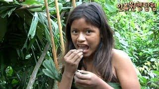 (ENG SUB)인류 원형 탐험 - 아마존 활의 전사 볼리비아 유끼족ㅣBow Warriors of the Amazon Yuqui of Bolivia