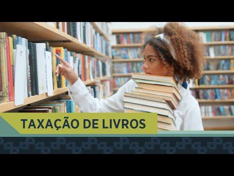 Por Dentro das Comissões: Taxação de livros
