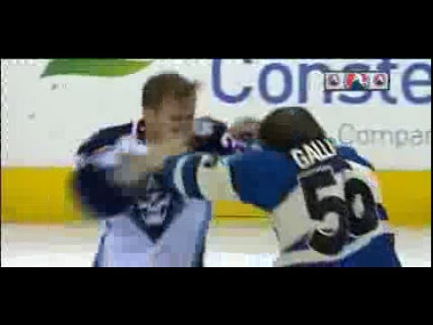 Brett Gallant vs. Cody Bass