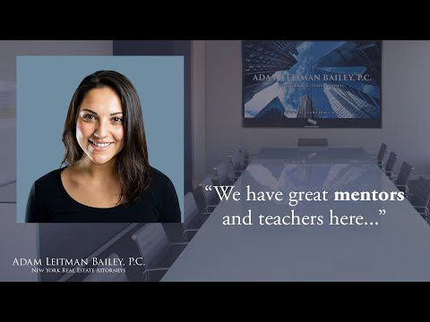 """We have great mentors and teachers here…"" testimonial video thumbnail"