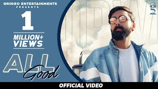 All Good (Official Video) | Nirwal Gurpreet | Latest Punjabi Songs 2020 | Gringo Entertainments