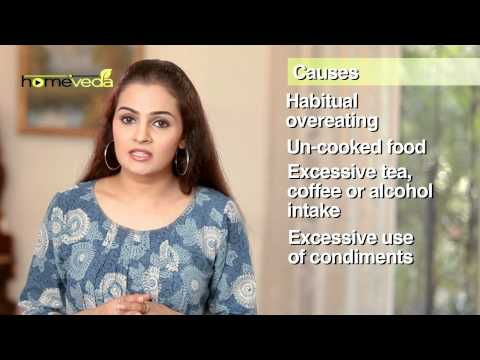 Video Gastritis - Natural Ayurvedic Home Remedies