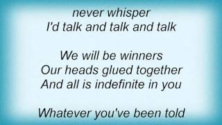 K's Choice - Winners Lyrics