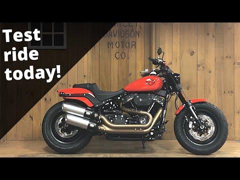 2020 Harley-Davidson Fat Bob® 114 in Harrisburg, Pennsylvania - Video 1